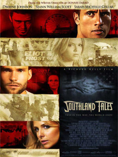 Southland Tales affiche Southland Tales